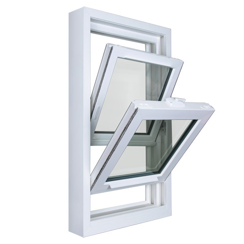 Anlin double hung windows with tilt-in feature