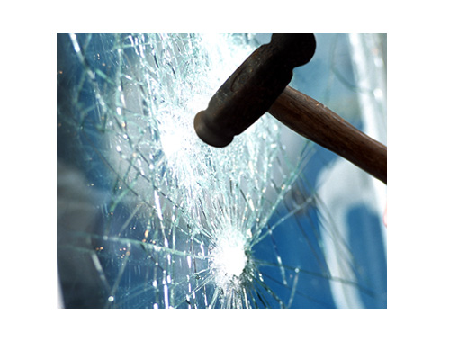 Anlin First Guard Laminated Security Glass