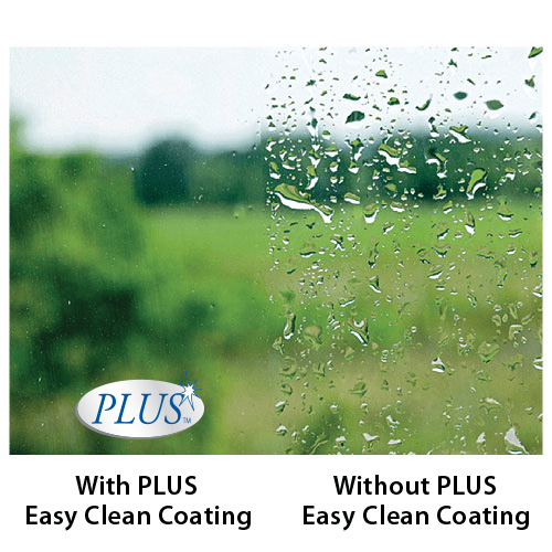 Anlin PLUS easy clean coating