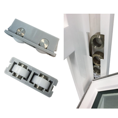 Anlin window rollers and balance system