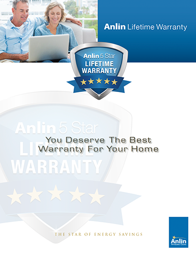 Anlin True Double Lifetime Warranty